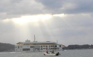 遊漁船vsガンツウ