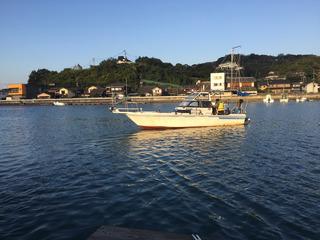 玉島タチウオ遊漁船